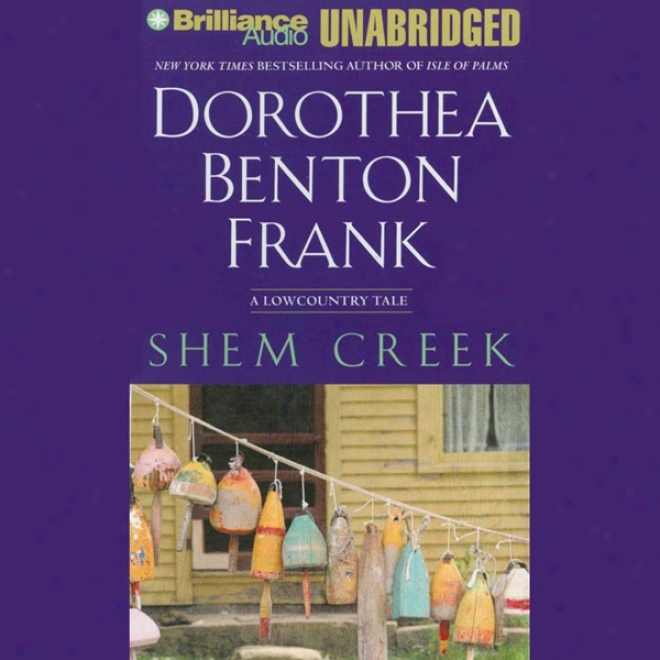 Shem Creek: A Lowcountry Tale (unabridged)