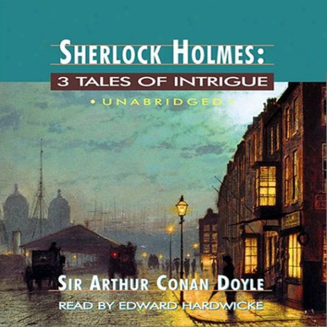 Sherlock Holmes: The Greek Interpreter (unabridged)