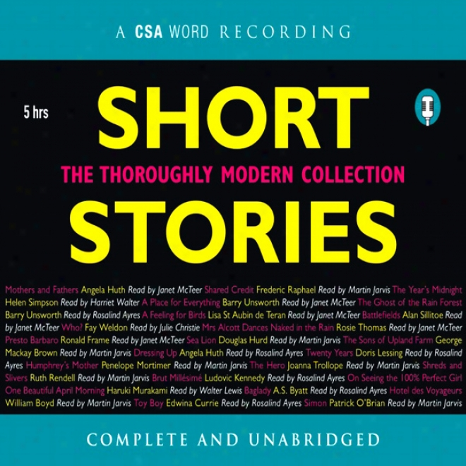 Short Stories: The Thoroughly Mldern Collection (unabridged)