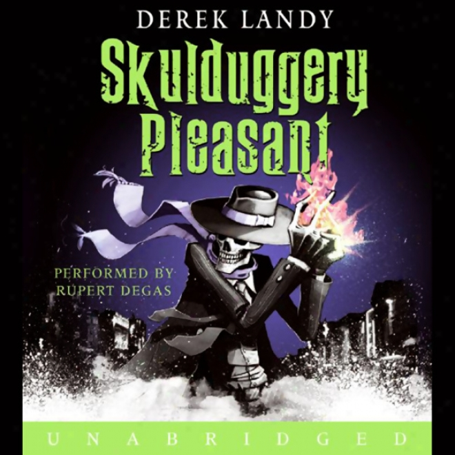 Skulduggery Pleasant (unabridged)
