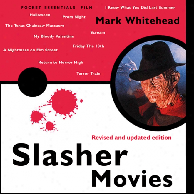 Slasher Movies: The Pocket Essential Guide (unabridged)