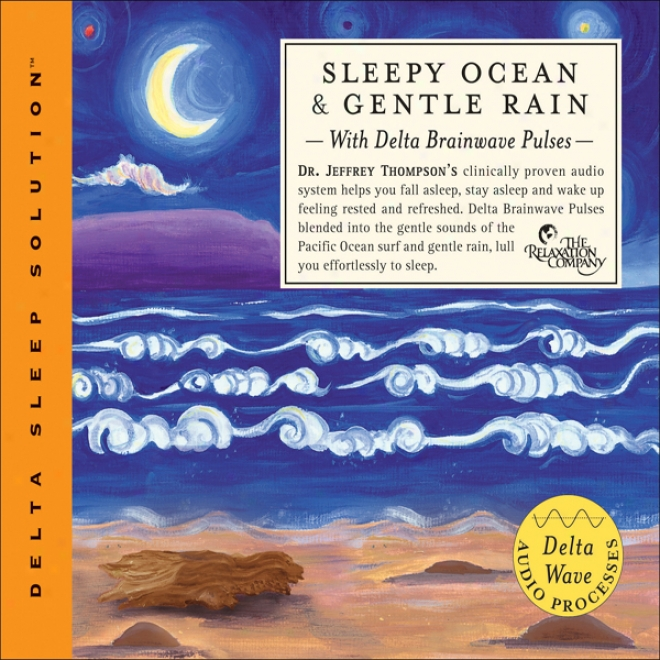 Sleepy Ocean & Gentle Rain