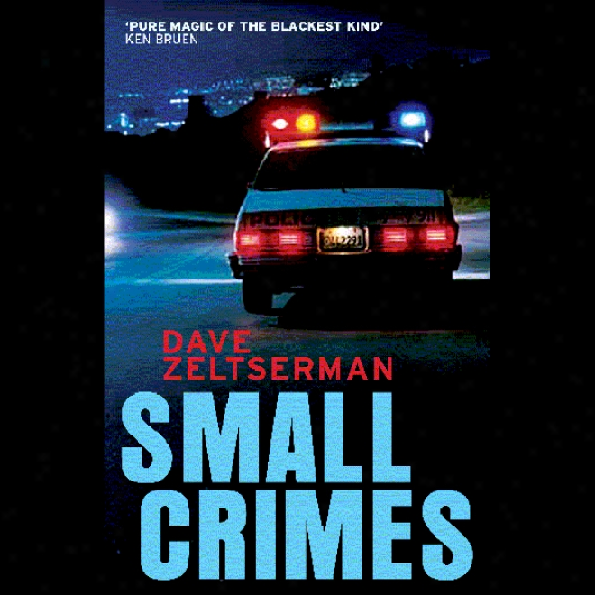 Small Crimes (unabridged)