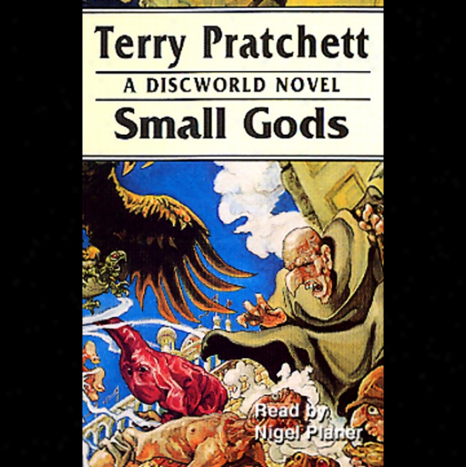 Small Gods: Discworld #13 (unabridged)