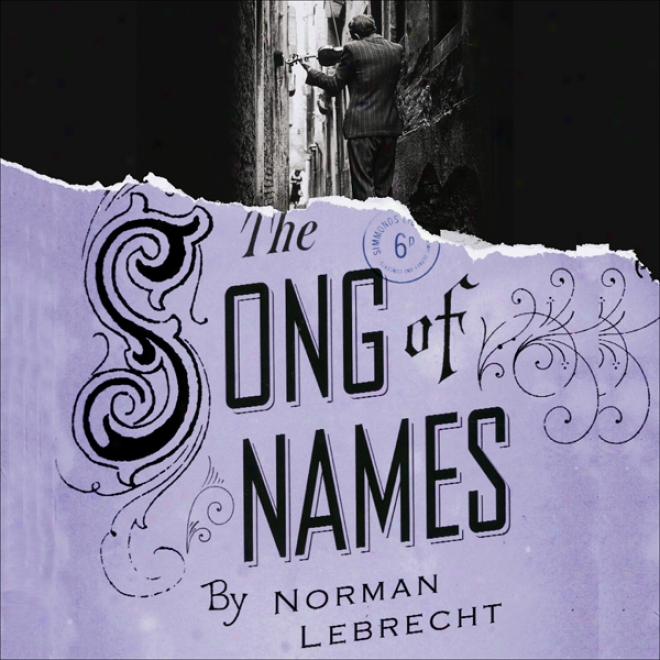 Song Of Names (unabridged)