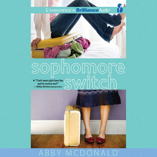 Sophomore Switch (unabridged)