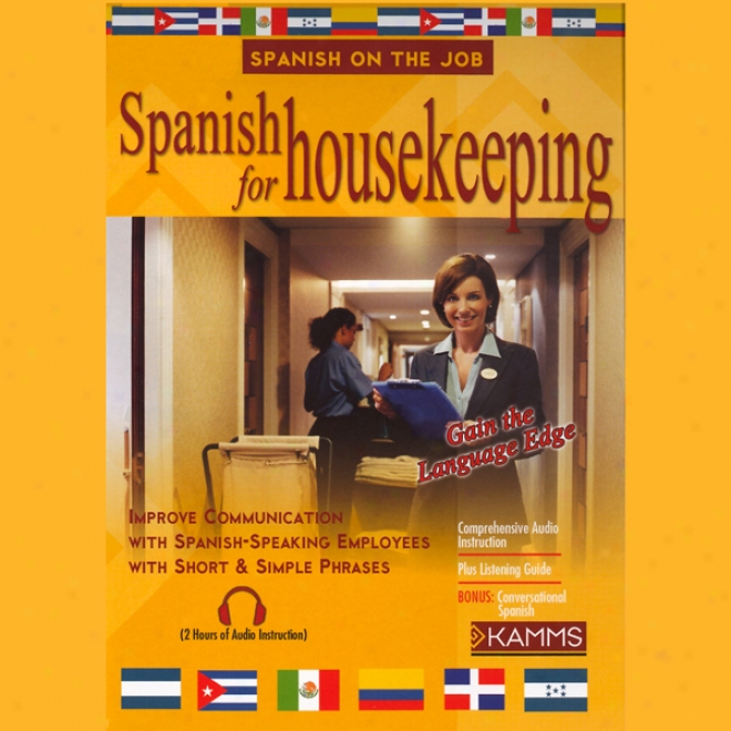 Spanish Against Housekeeping (unabridged)