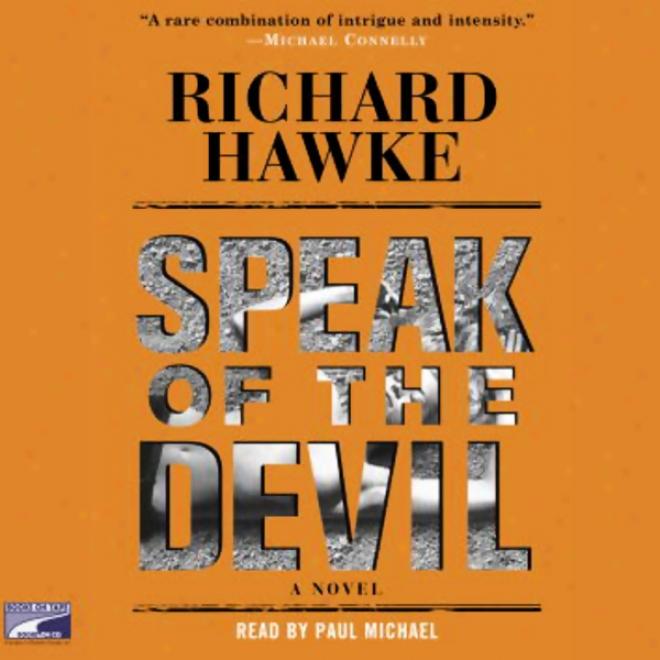Speqk Of The Devil (unabridged)
