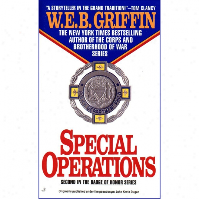 Special Operations: Badge Of Honor, Book 2 (unabridged)