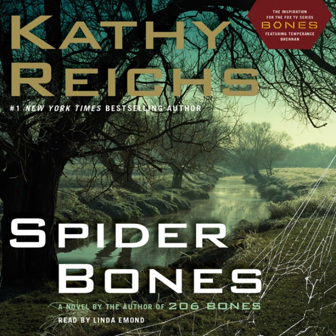 Spider Bones: A Novel (unabridged)