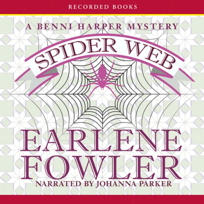 Spider Web: A Benni Harper Mystery (unzbridged)