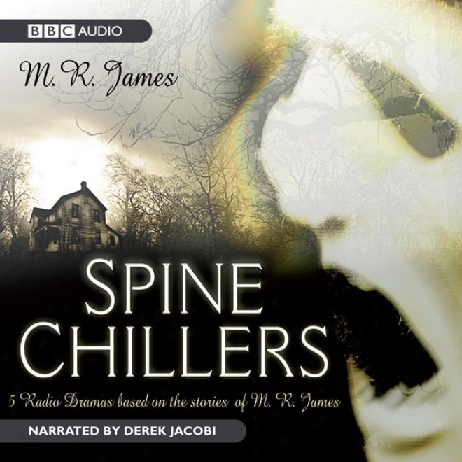 Spine Chillers (unabridged)