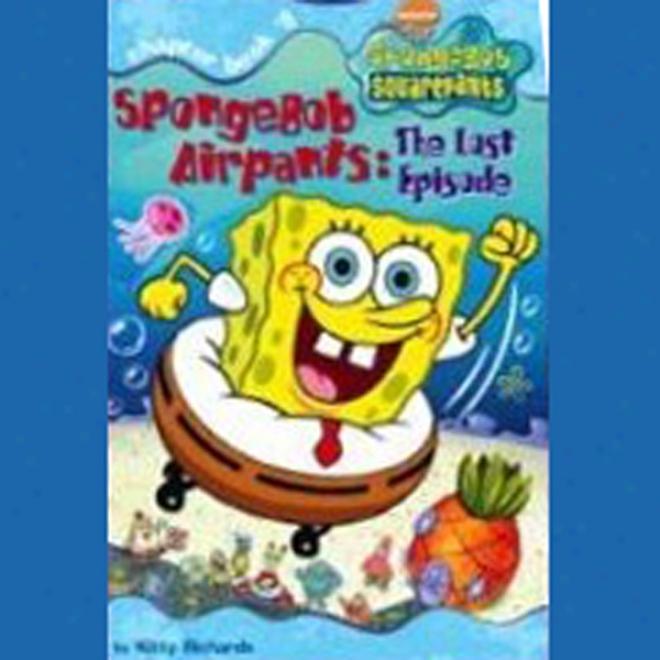 Spongebob Square Pants - The Lost Episode, Book 8 (unabridged)