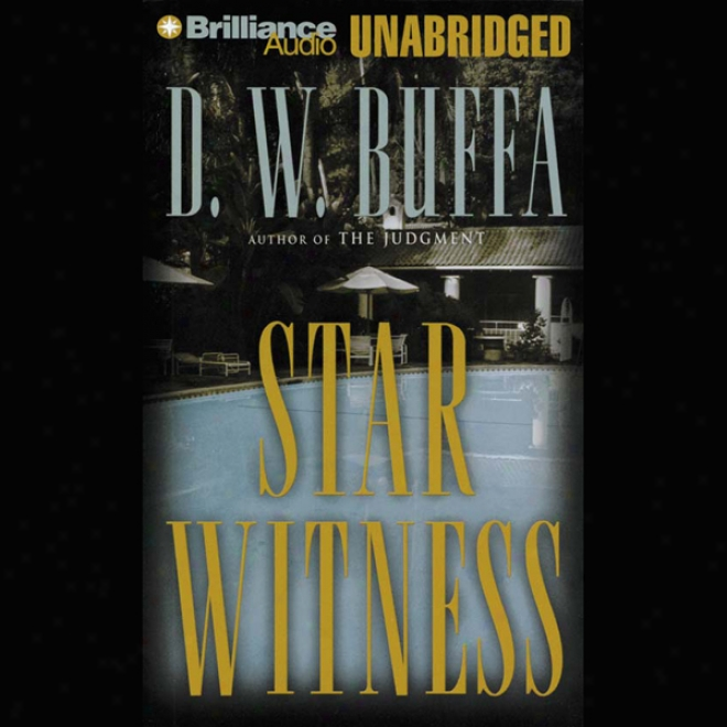 Star Witness: Joseph Antonelli #5 (unabridged)