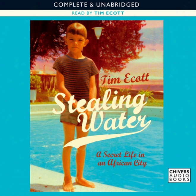 Stealing Water: A Secret Life In An African City (unabridged)
