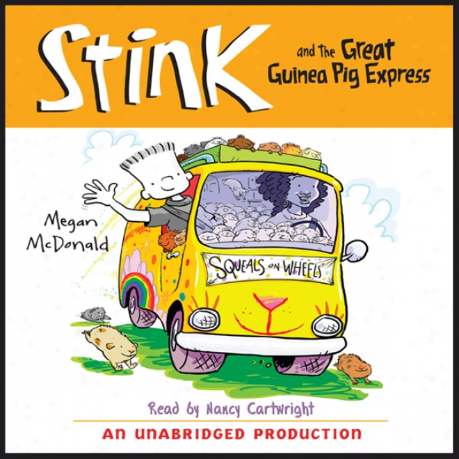 Stink And The Great Guinea Pig Expresss : Book #4 (unabridged)