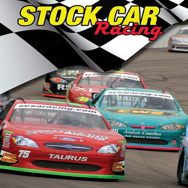 Stock Car Racing (unabrldged)