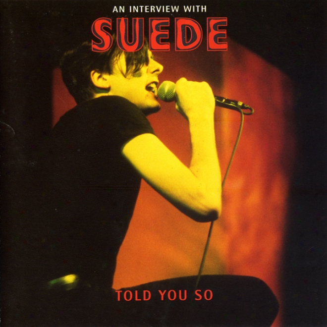 Suede: A Rockview Audiobiography