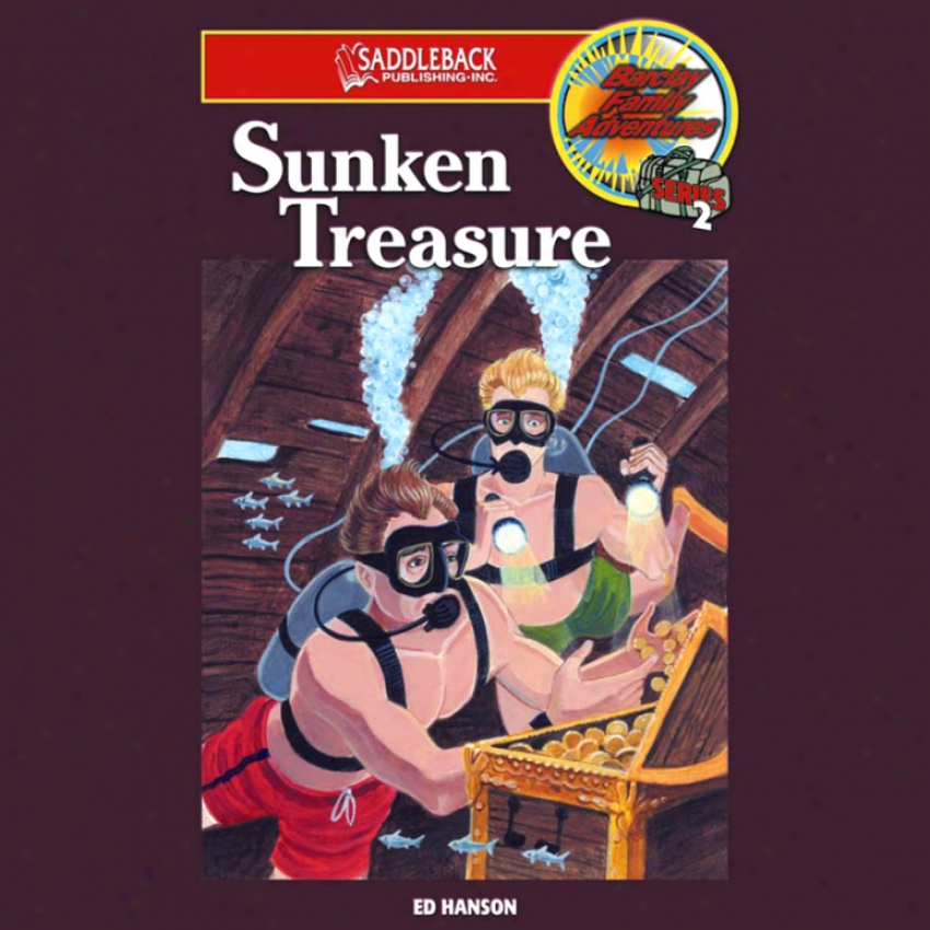Sunken Precious thing: Barclay Family Adventures (unabridged)