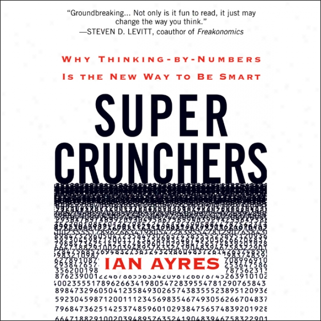 Super Crunchers (unabridged)