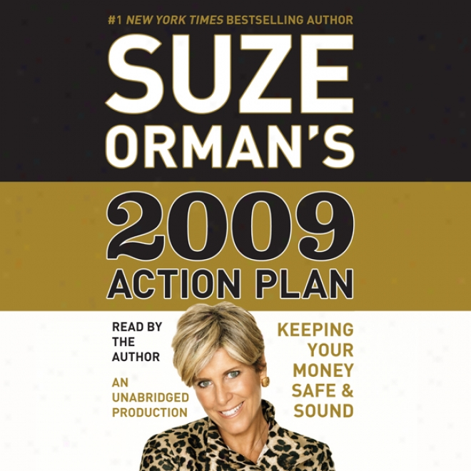 Suze Orman's 2009 Action Plan (unabridged)