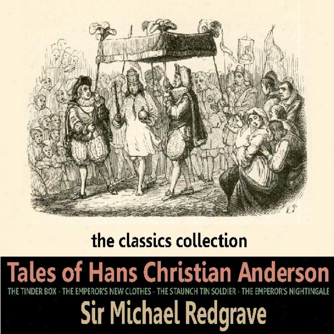 Tales Of Hans Christian Andersen (unabridged)