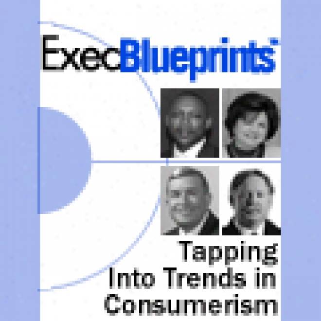 Tapping Into Trends In Conumerism (unabridged)