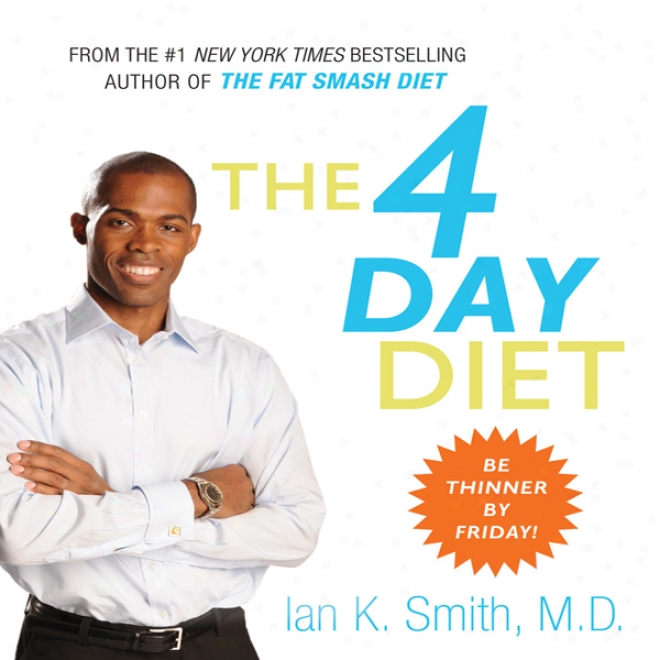 The 4 Day Diet (unabridged)