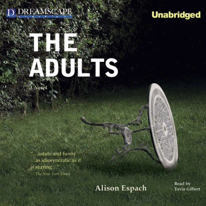 Thee Adults (unabridged)