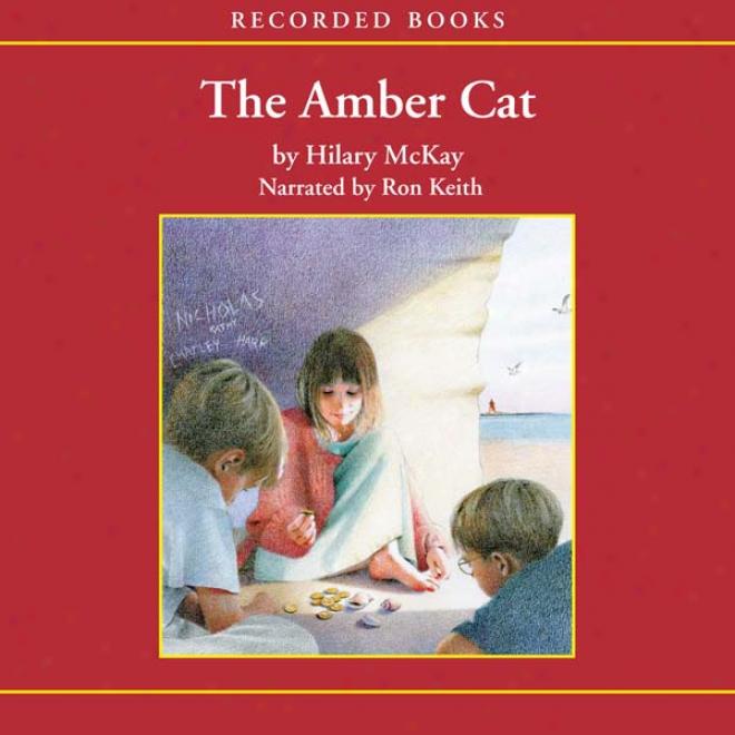 The Amber Cat (unabridged)