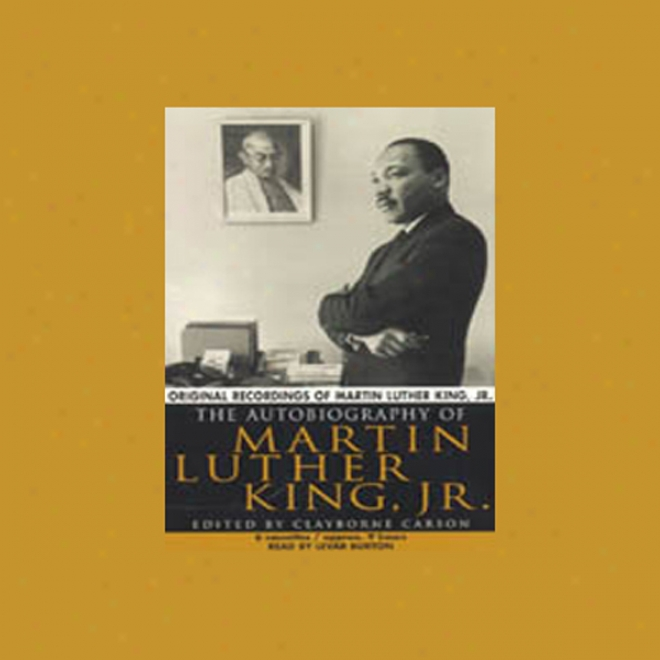 The Autobiography Of Martin Luther Sovereign, Jr. (unabridged)