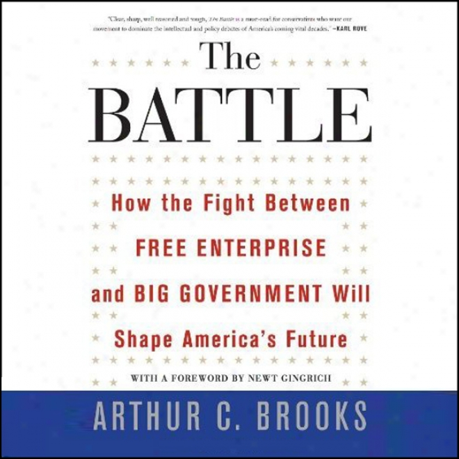 The Battle:-How The Fight Between Free Enterprise And Big Gocernment Will Shape America's Coming (unabridged)
