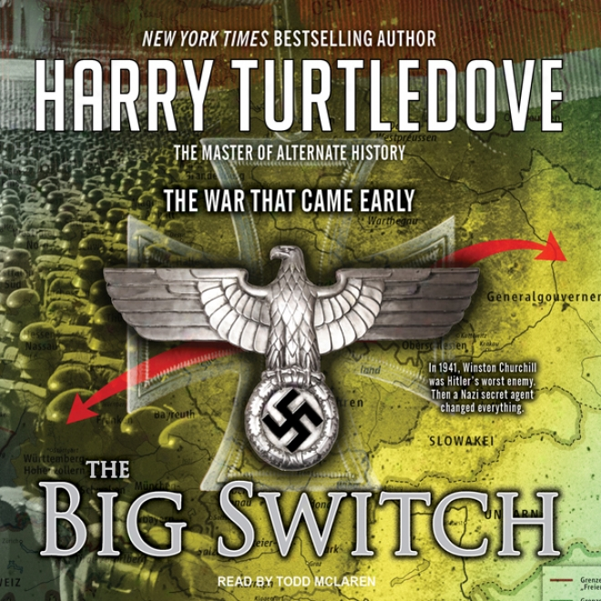 The Pregnant Switch: The War That Came Early Series #3 (unabridged)