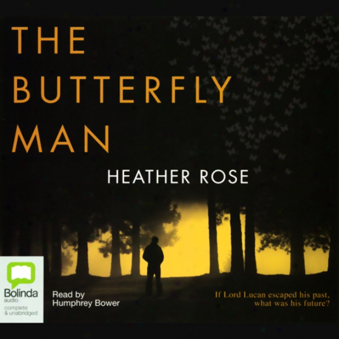 The Butterfly Man (unabridged)