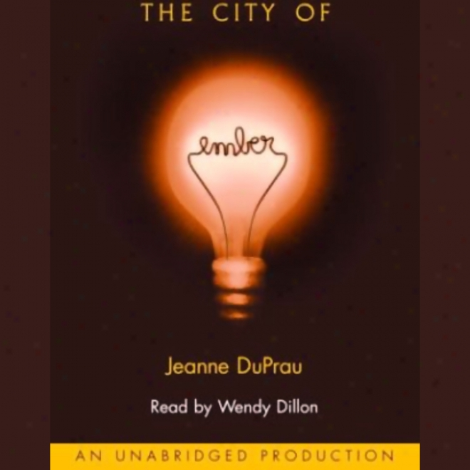 The City Of Ember (unabridged)
