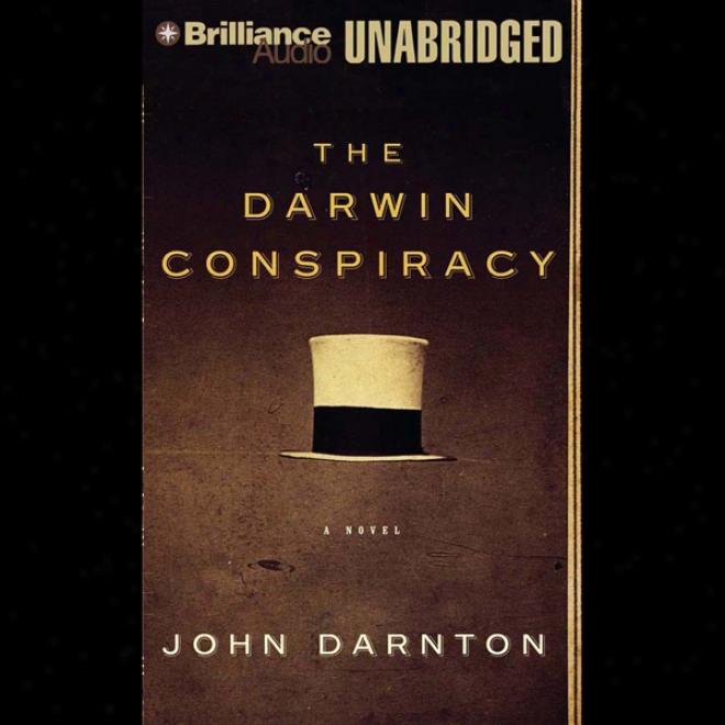 The Darwin Conspiracy (unabridged)