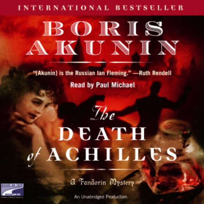The Death Of Achilles (unabridged)