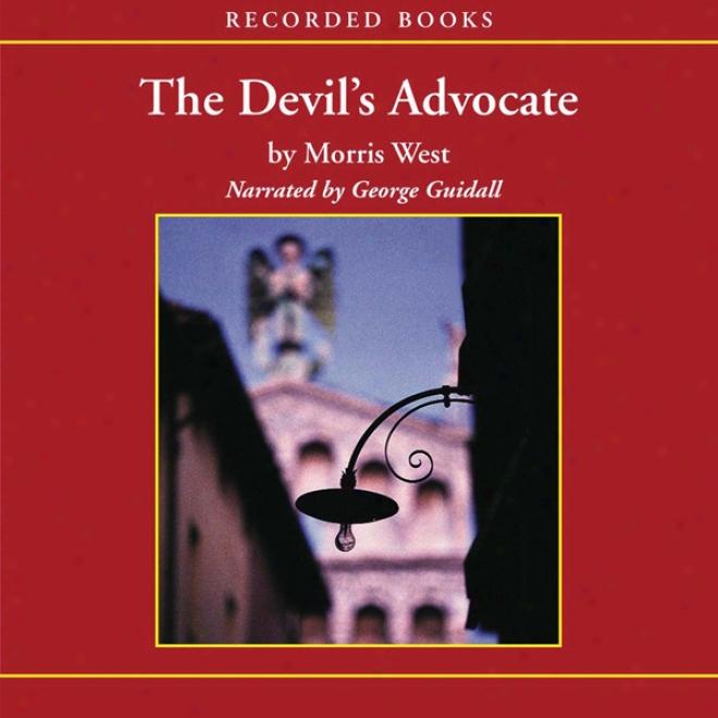 The Devil's Advocate (unabridged)