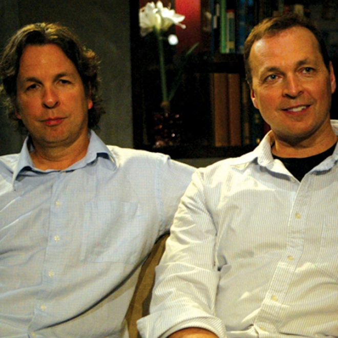 The Dialgue: An Interview With Screenwriters Peteer And Bobby Farrelly