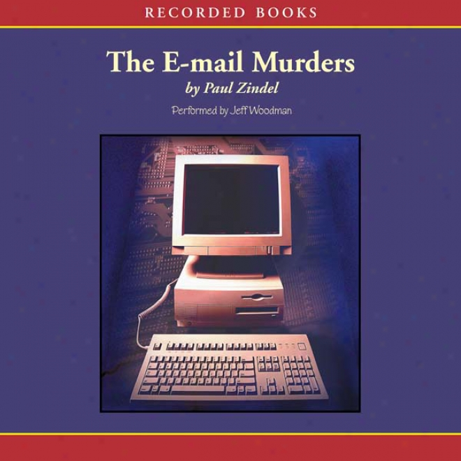 The E-mail Murders: P.c. Hawke Mysteries (unabricged)