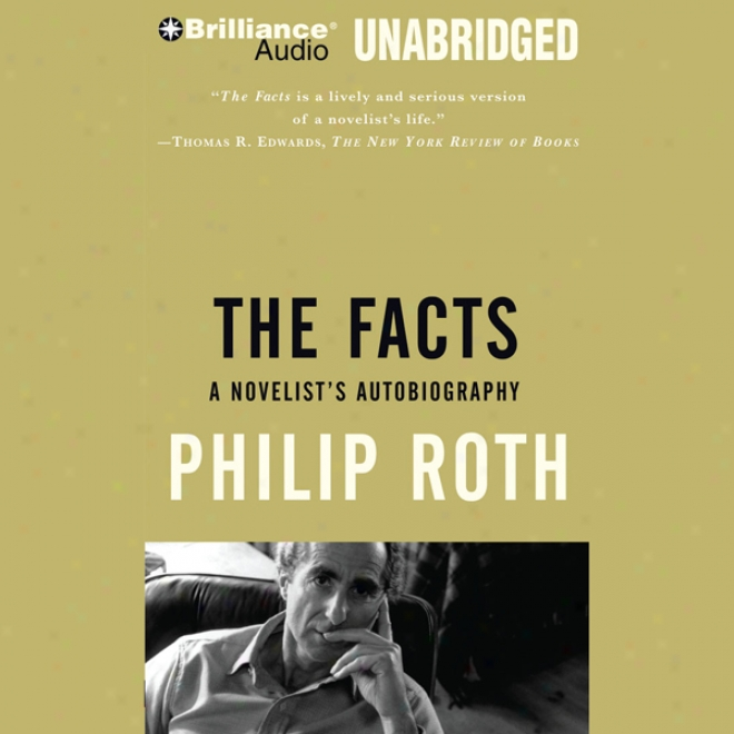 The Facts: A Novelist's Autobiography (unabridted)