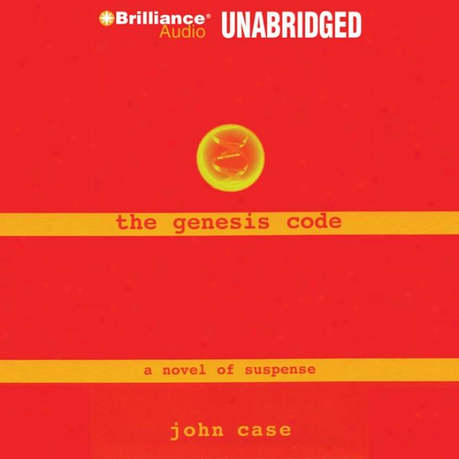 The Genesis Code (unabridged)