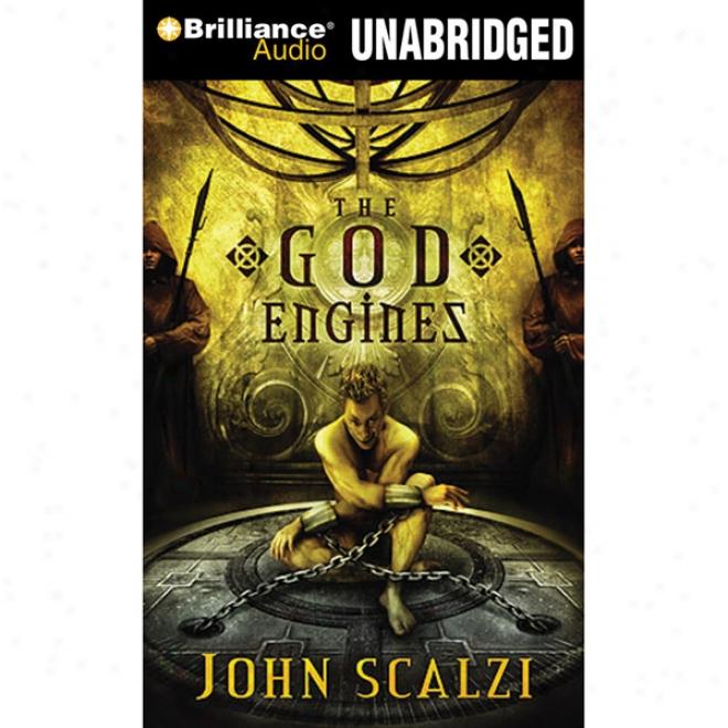 The God Engines (unabridged)