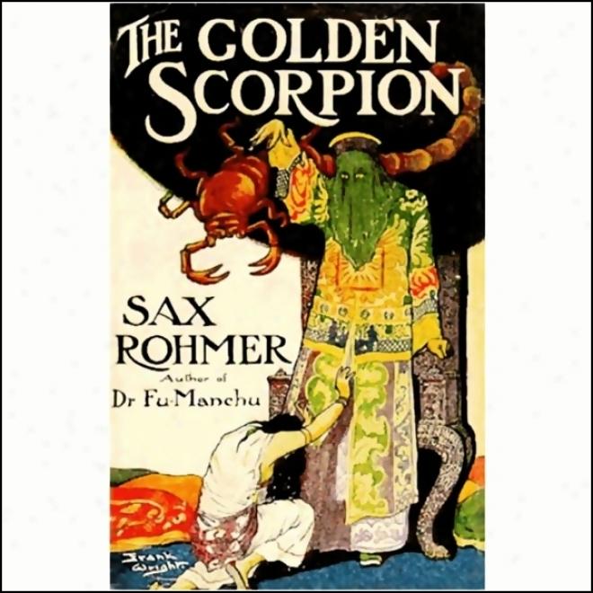 The Golden Scorpion (unabridged)