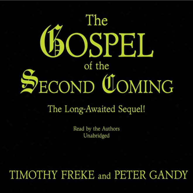 The Gospel Of The Support Coming (unabridged)