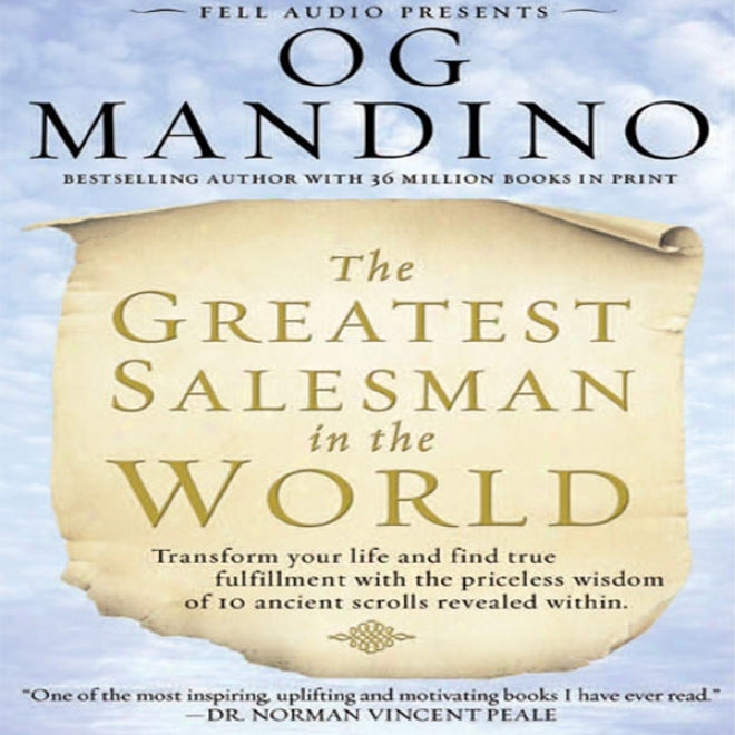 The Greatest Salesman In The World (unabridged)