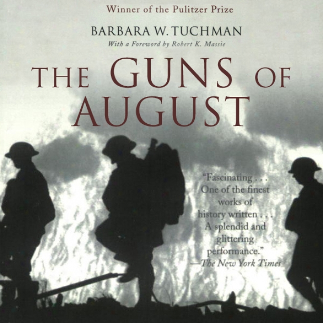The Guns Of Augst (hnabridged)