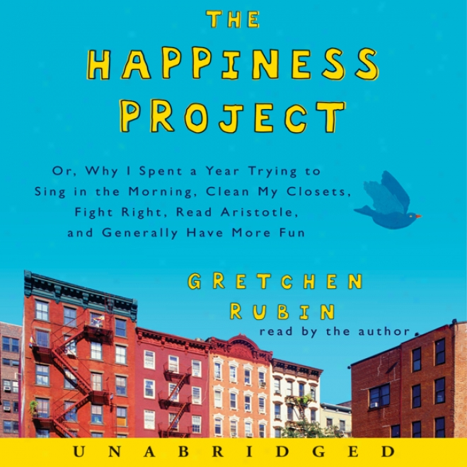 The Happiness Project (unabrdiged)