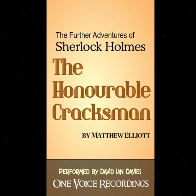The Honourable Cracksman (unabridged)