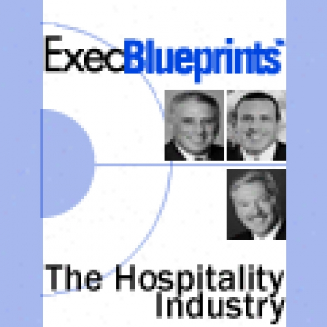 The Hospitality Industry: Best Practices And Strategies On account of Success: Execblueprint (unabridged)